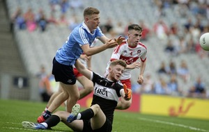 2017 All-Ireland Minor Football Championship: Derry v Kerry: Paths to the final
