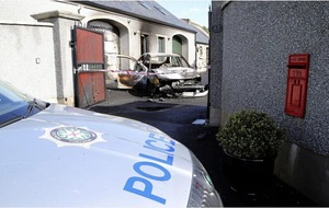 Man arrested over Larne gun attack