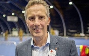 Video: Ian Paisley jnr belts out Sweet Caroline at Conservative Party conference