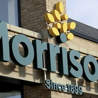 Profits rise by 40% at supermarket chain Morrisons