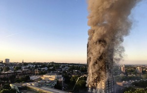 Residents storm out of opening of the Grenfell Tower inquiry