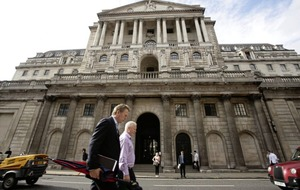 Bank of England warns of interest rate hike in the 'coming months'
