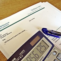 The beginning of the end of the tax return?