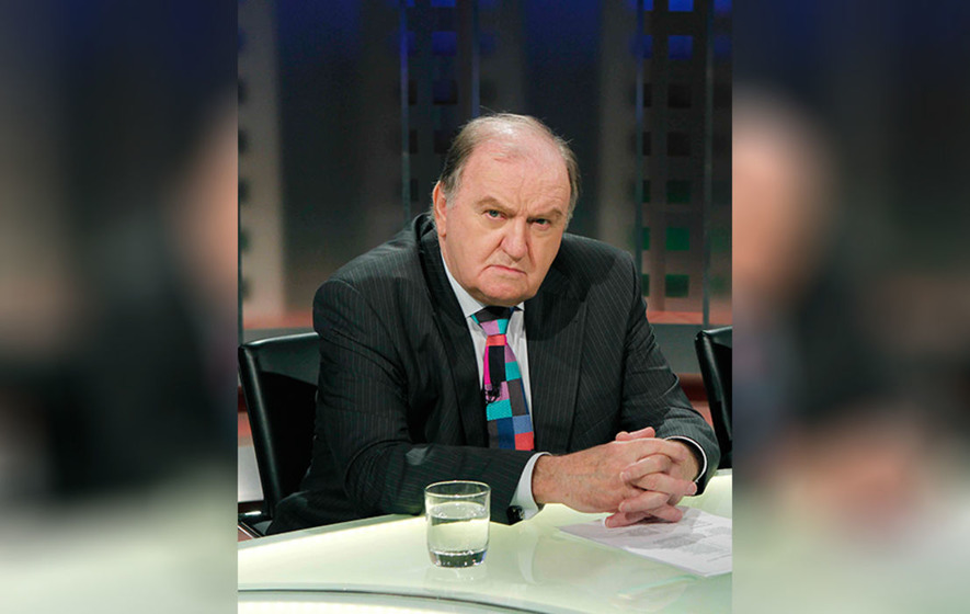 George Hook suspended from Newstalk following rape comments