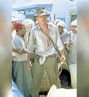 Sleb Safari: Harrison Ford once punched Ryan Gosling