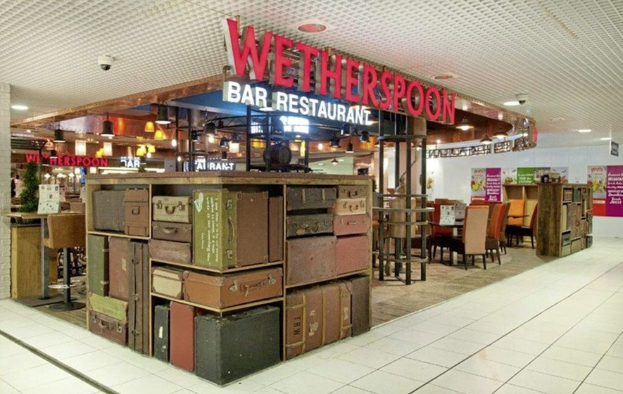 JD Wetherspoon shares hit record high after profit jumps