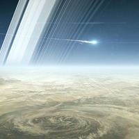 These images of Cassini's final moments are breathtaking