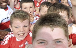 Derry's Minor Footballers bid for All Ireland glory