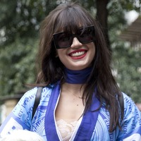 Alexa Chung and Daisy Lowe mix it up with contrasting London Fashion Week looks