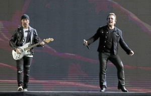 U2 and Ed Sheeran cancel St Louis concerts amid violence over acquittal of white ex-policeman in shooting of black man