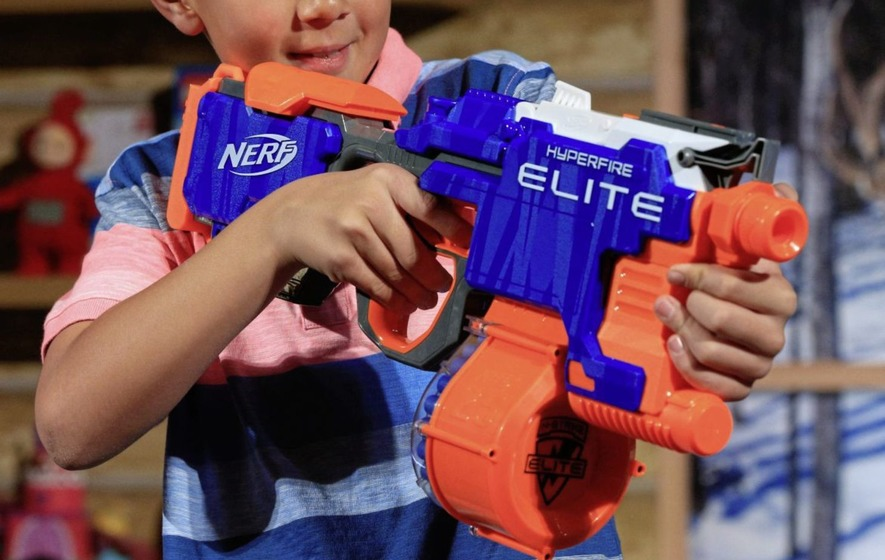 Nerf Gun Eye Injuries Raise Questions About Safety, Doctors Warn