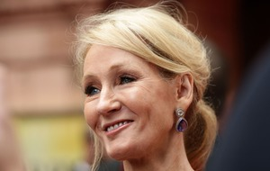 JK Rowling jokes about run-in with large spider