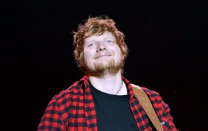 Fans excited about new music as Ed Sheeran returns to the studio