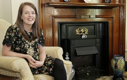 Belfast mayor Nuala McAllister: 'People would have underestimated me in the past'