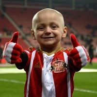 Sunderland and Everton players will wear Bradley Lowery Foundation logo on shirts