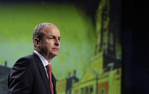 Micheal Martin: Sinn Féin stopping northern Ireland having a say in Brexit