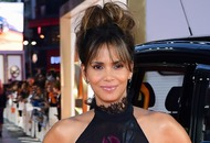 Halle Berry steals the show in sheer dress at Kingsman premiere