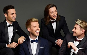 Collabro release charity single in wake of Hurricane Irma