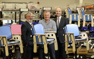 Global leader in rehabilitation equipment named north's most pioneering innovator