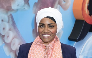 Nadiya Hussain: I take on new opportunities to fight off panic disorder 'monster'