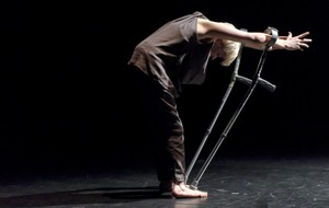 Dancers Claire Cunningham and Helen Hall headline Bounce! disability arts festival