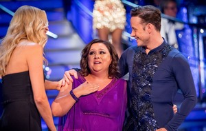 Strictly's Susan Calman shares body-image message with niece