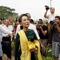 Aung San Suu Kyi defends Burma against international criticism