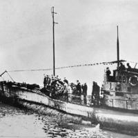 German Second World War submarine containing 23 bodies found off Belgian coast
