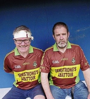 Grimes & McKee bringing St Mungo's GAA comedy back to Belfast