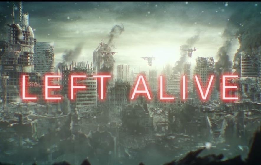 Square Enix Announces Left Alive for PS4 and Windows