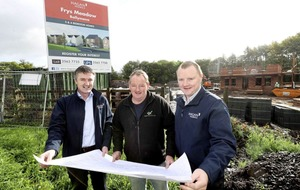 New £4m housing project for Ballymena