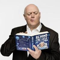 Comic and TV presenter Dara Ó Briain finds space to write a children's book