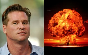 Turns out Val Kilmer will help you survive the apocalypse if asked nicely