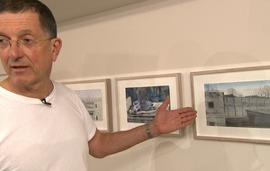 Sir Antony Gormley: My time in jail inspired exhibition of prisoner art
