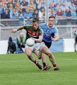 Mayo's classy Cillian O'Connor merits respect for his efforts