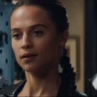 Alicia Vikander stars as Lara Croft in first Tomb Raider trailer