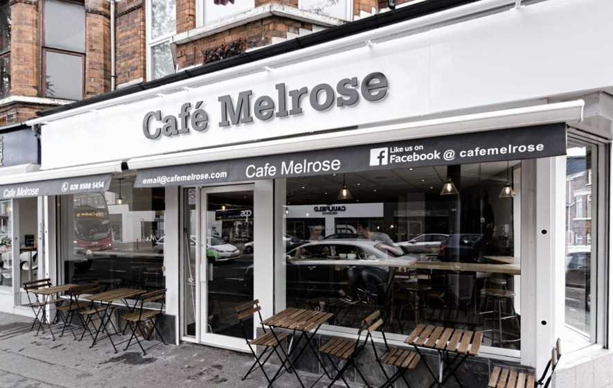 Eating Out: Cafe Melrose a cafe that crosses into bistro territory and does both well