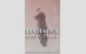 Derry author Sean O'Reilly's short story collection Levitation launched