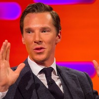 Benedict Cumberbatch urges people to swim for charity
