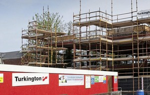 Construction giant Turkington confirms major sales spike