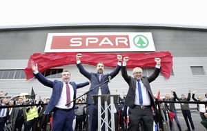 Spar International chief opens £30m Henderson redevelopment at Mallusk