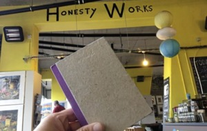 Sketch pad stolen during break-in at Belfast honesty café returned following appeal