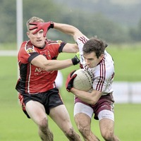 Donnelly backs Ballinascreen attack to stand up to Slaughtneil challenge