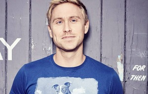 Just don't take yourself too seriously says comedian Russell Howard