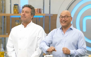 Celebrity MasterChef loses another star as three make it to the final