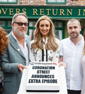 Viewers are very happy with Corrie's new extra episode