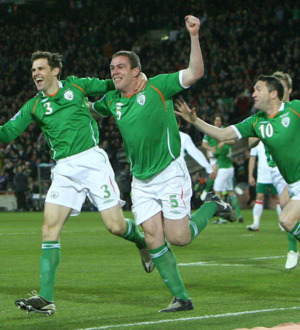 On This Day - September 21, 1979: Former Republic of Ireland defender Richard Dunne is born