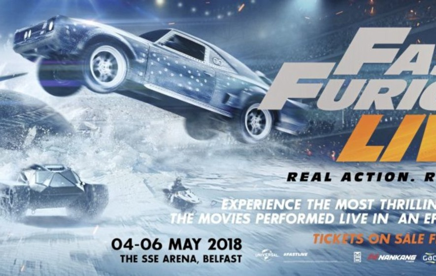 Fast & Furious Live will zoom to North East on global tour