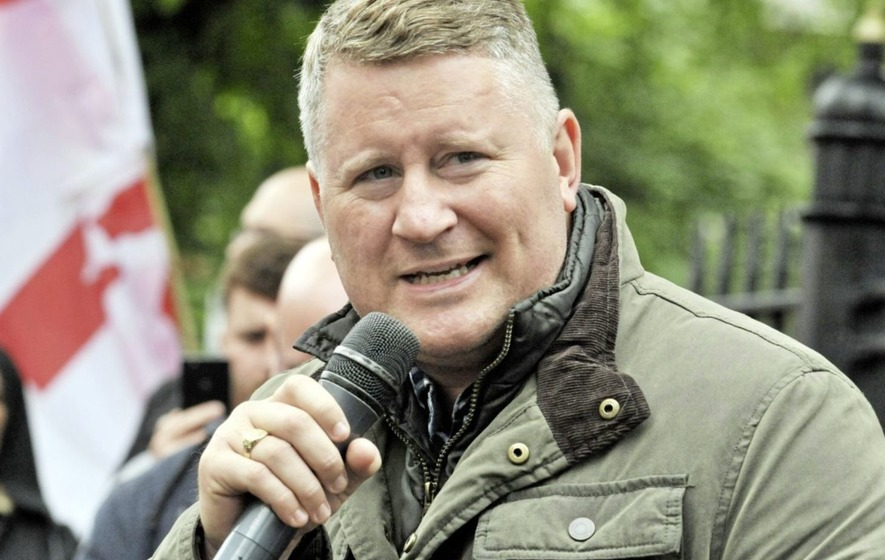 Britain First bid to register as political party in north rejected