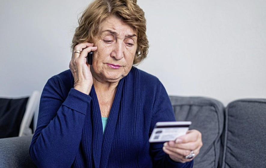 Beware the dangers of financial scams